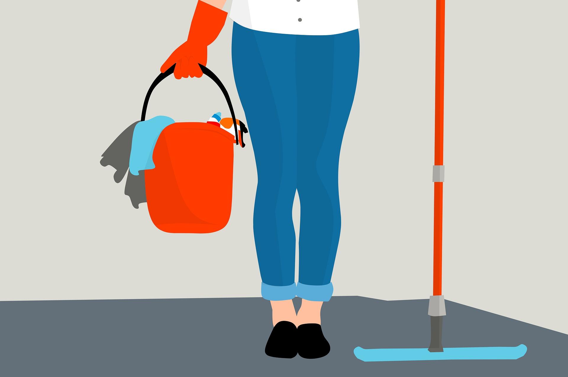 Cleaning Caretaking
