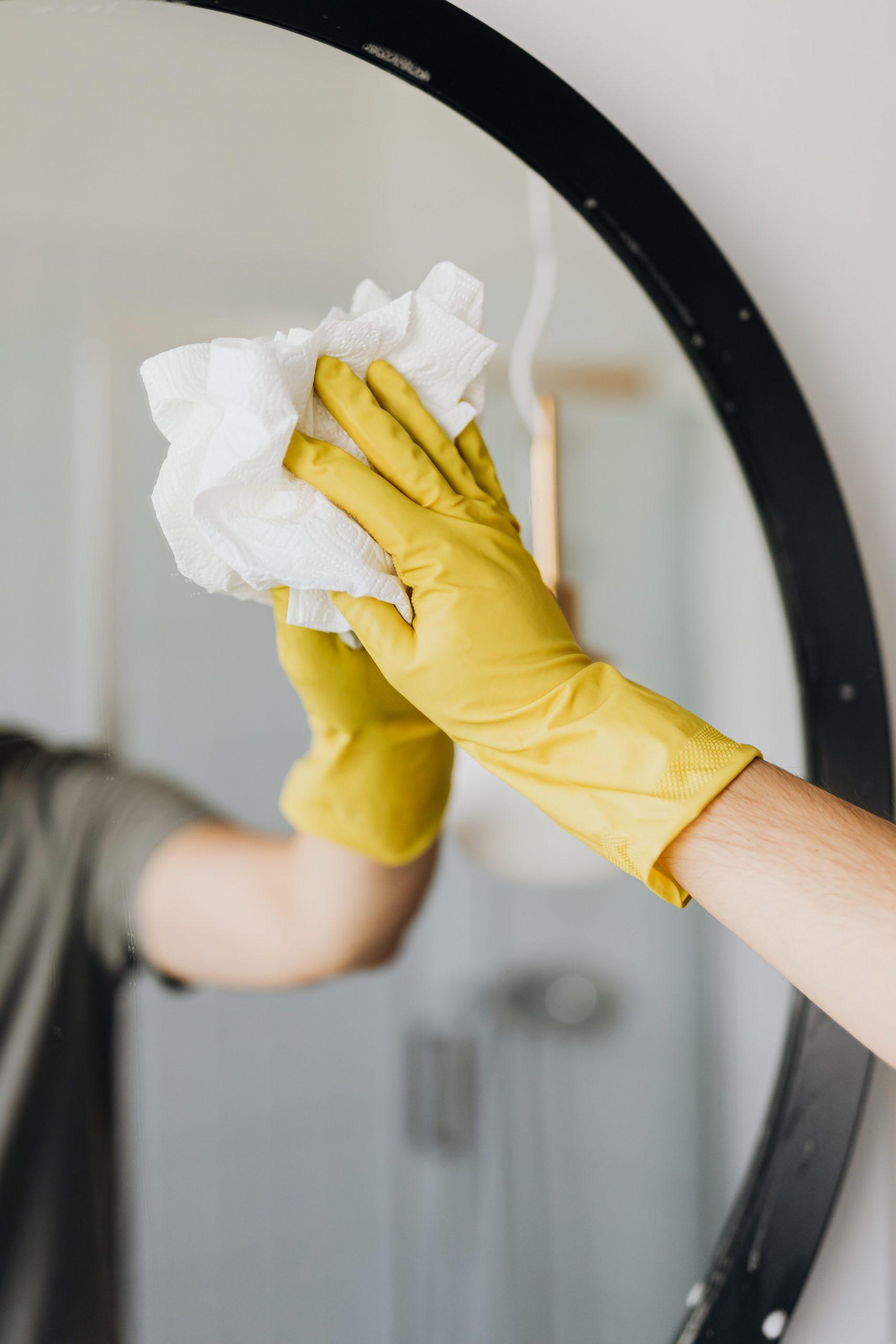 Unique cleaning